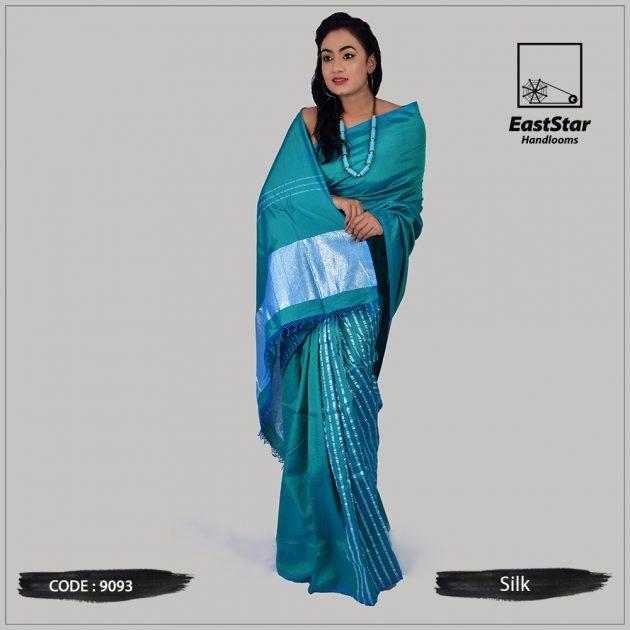 Handloom Silk Saree 9093