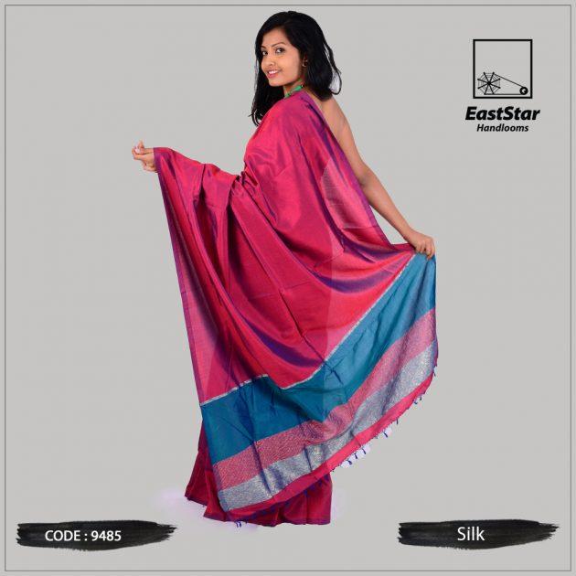 Handloom Silk Saree 9485