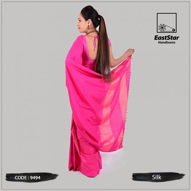 Handloom Silk Saree 9494