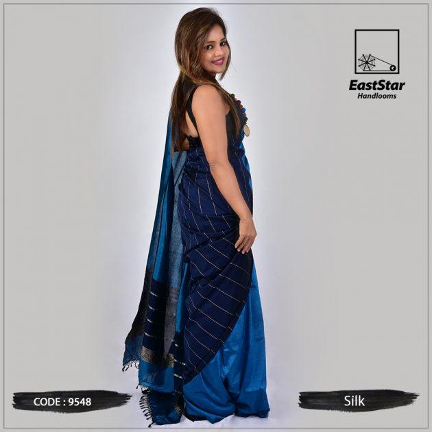 Handloom Silk Saree 9548