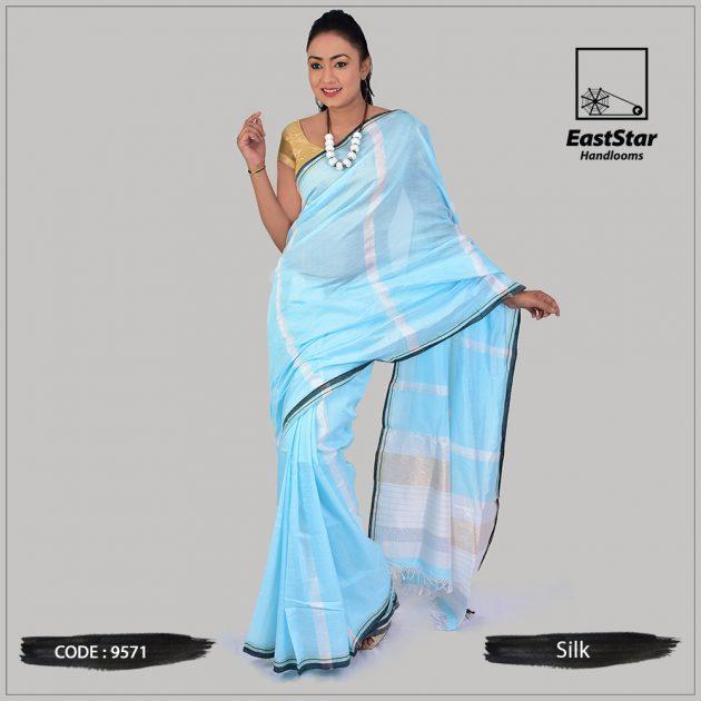 Handloom Silk Saree 9571