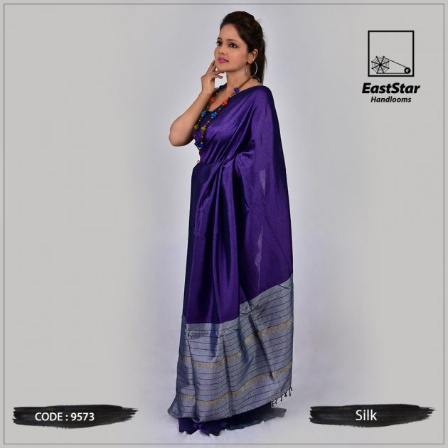 Handloom Silk Saree 9573