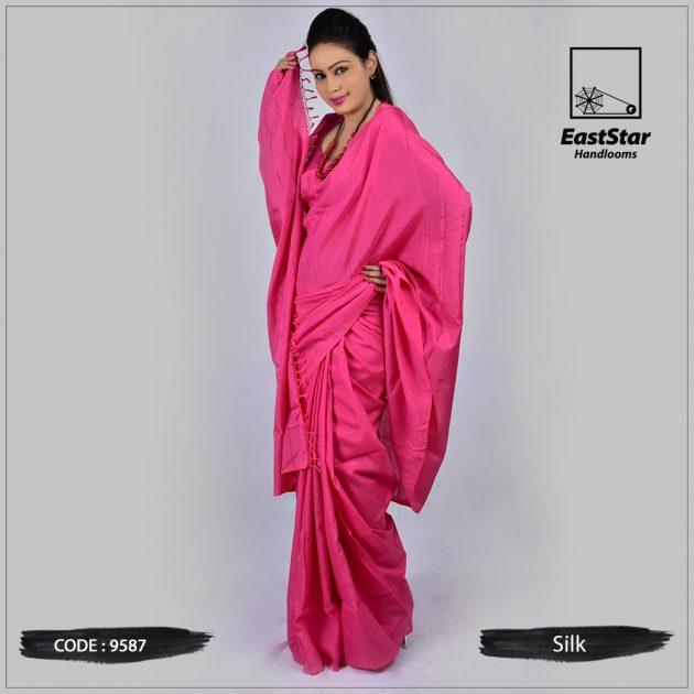 Handloom Silk Saree 9587