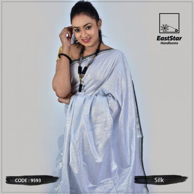 Handloom Silk Saree 9593