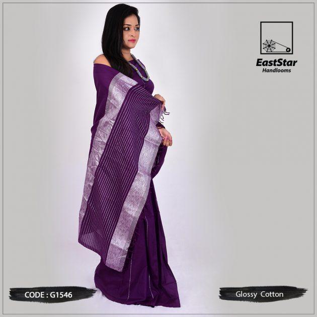 Handloom Glossy Cotton G1546