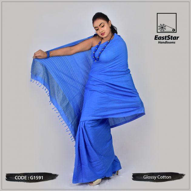 Handloom Glossy Cotton G1591