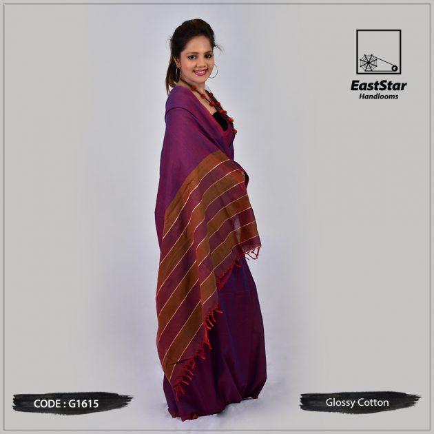 Handloom Glossy Cotton G1615