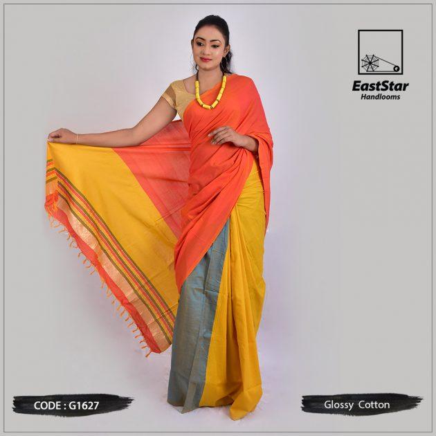 Handloom Glossy Cotton G1627