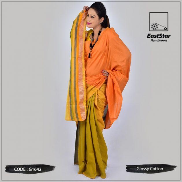 Handloom Glossy Cotton G1642