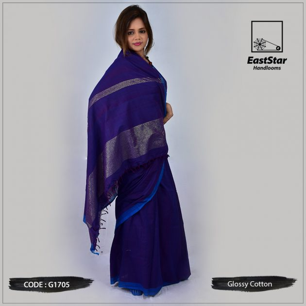 Handloom Glossy Cotton G1705
