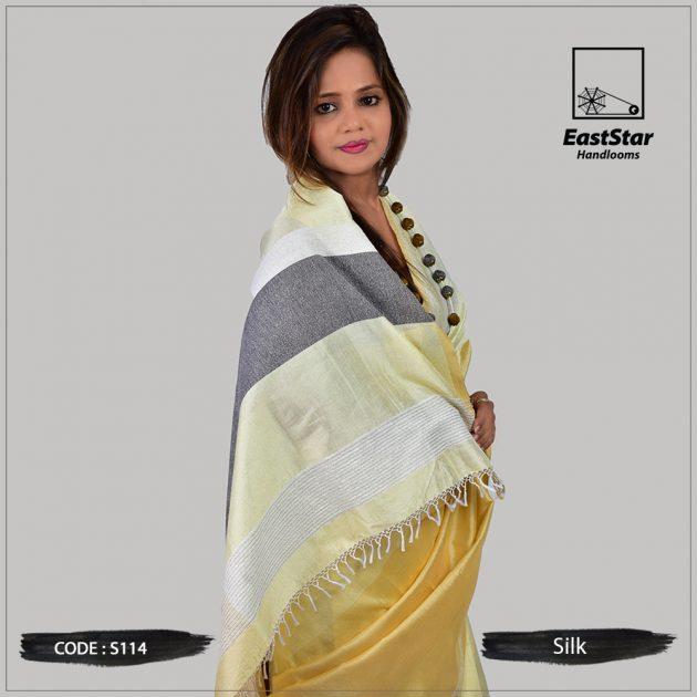 Handloom Exclusive Silk Saree S114