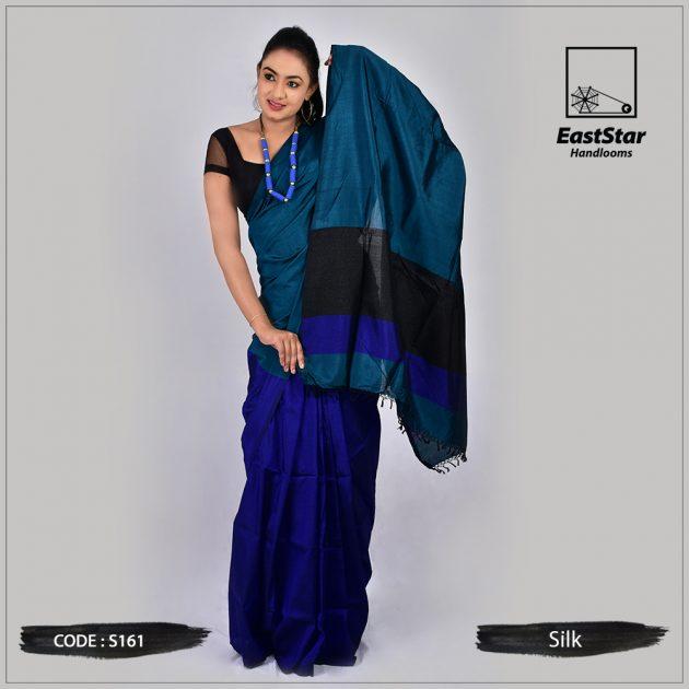 Handloom Silk Saree S161