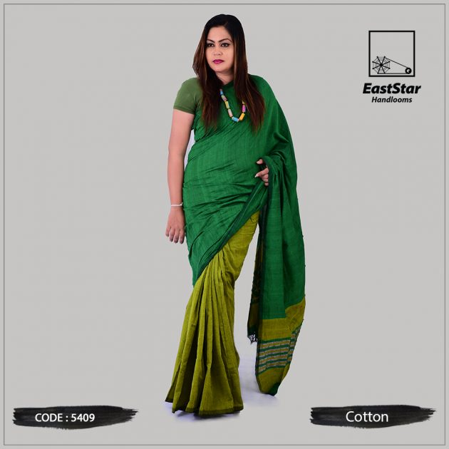 Handloom Cotton Saree 5409