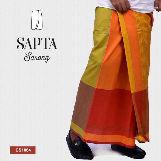 Handloom Sapta Sarong CS1064