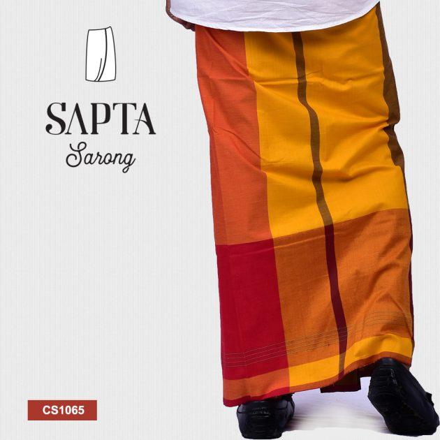 Handloom Sapta Sarong CS1065
