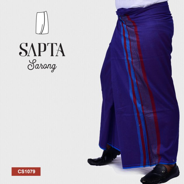 Handloom Sapta Sarong CS1079