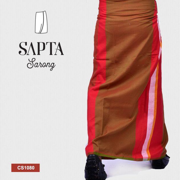 Handloom Sapta Sarong CS1080