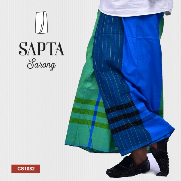 Handloom Sapta Sarong CS1082