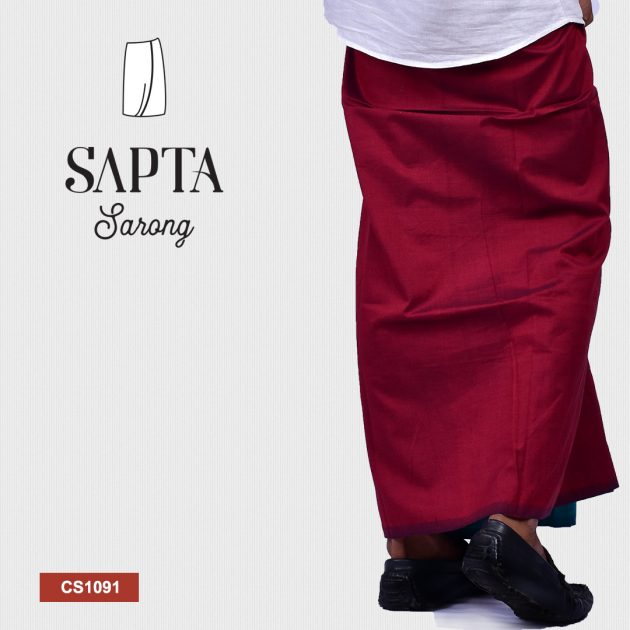 Handloom Sapta Sarong CS1091