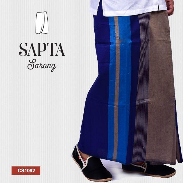 Handloom Sapta Sarong CS1092