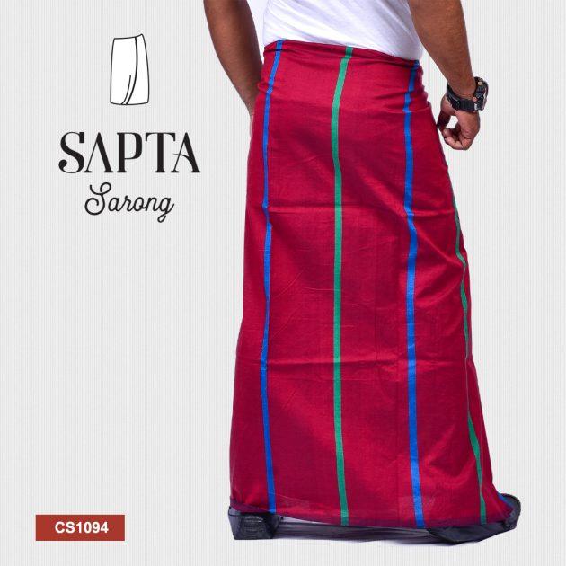 Sapta Handloom Sarong CS1094