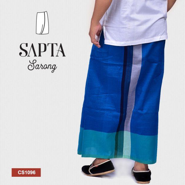 Handloom Sapta Sarong CS1096