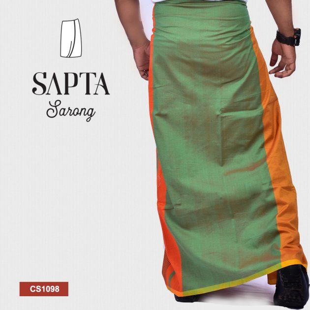 Handloom Sapta Sarong CS1098