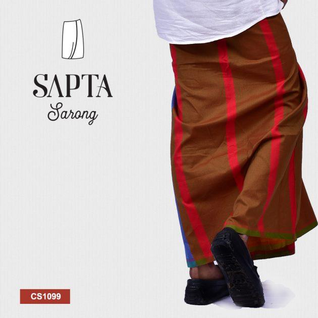 Handloom Sapta Sarong CS1099