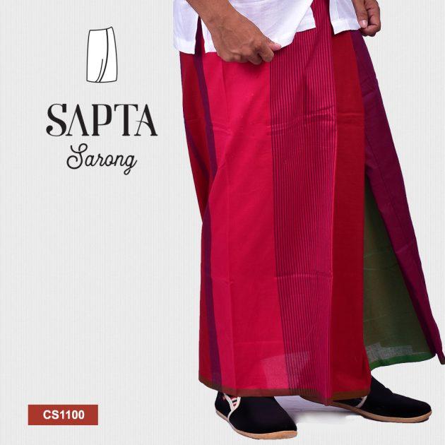 Handloom Sapta Sarong CS1100