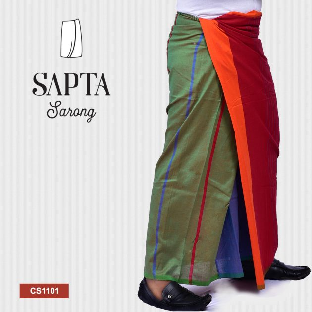 Handloom Sapta Sarong CS1101