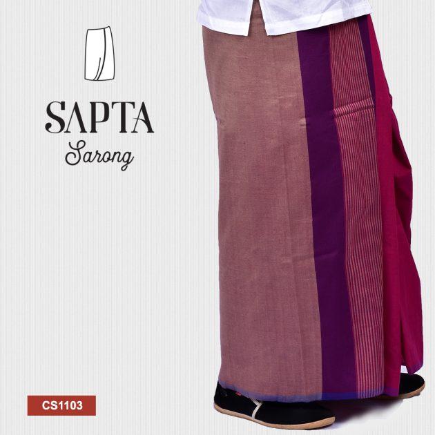Handloom Sapta Sarong CS1106
