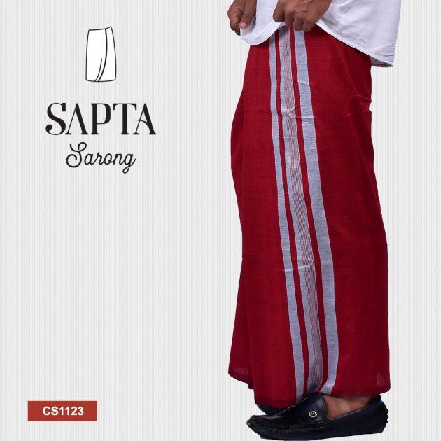 Handloom Sapta Sarong CS1123