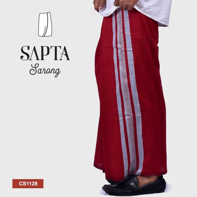 Handloom Sapta Sarong CS1128