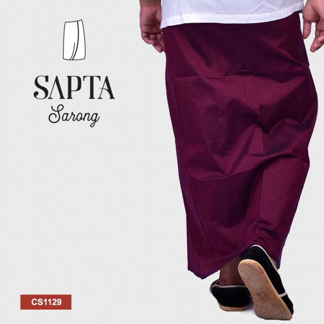 Handloom Sapta Sarong CS1129