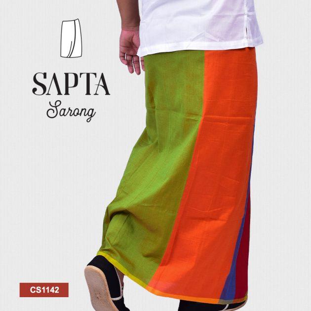 Sapta Handloom Sarong CS1142