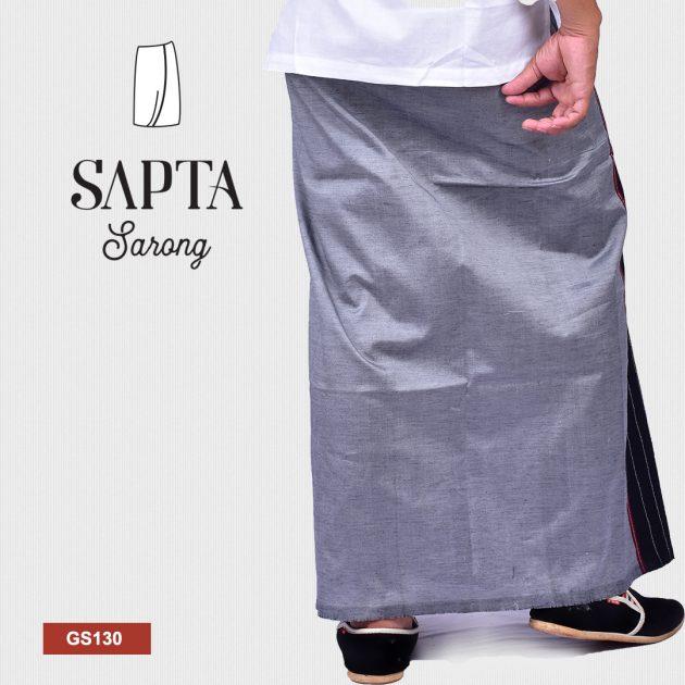 Handloom Sapta Glossy Sarong GS130