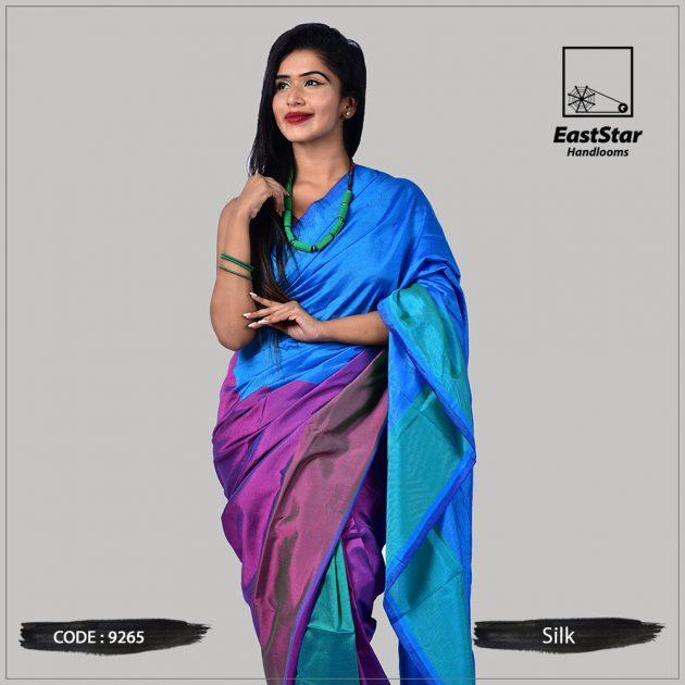 Handloom Silk Saree 9265