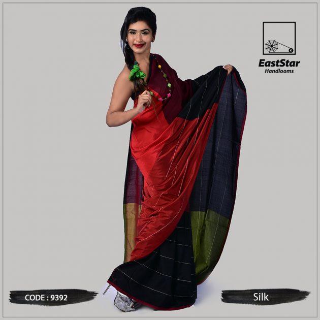 Handloom Silk Saree 9392