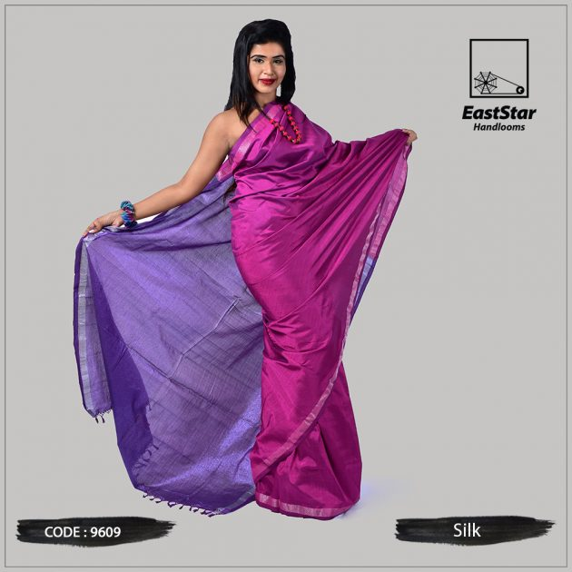 Handloom Silk Saree 9609