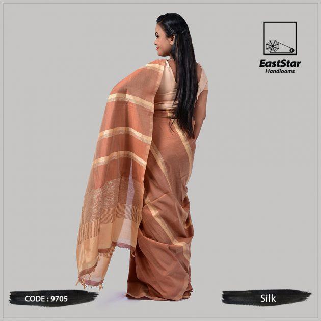 Handloom Silk Saree 9705
