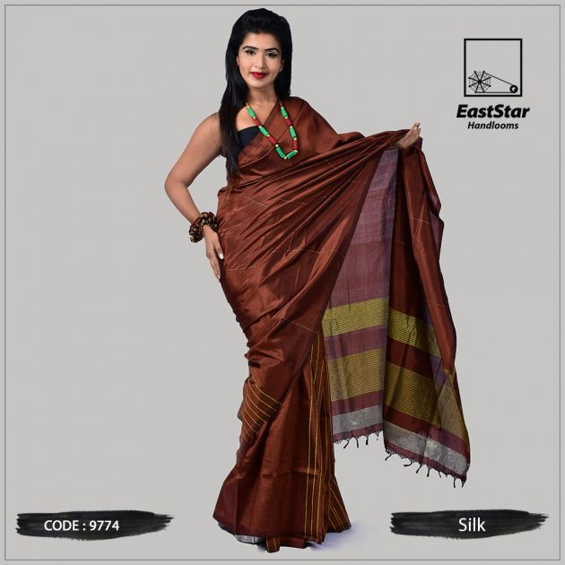 Handloom Silk Saree 9774