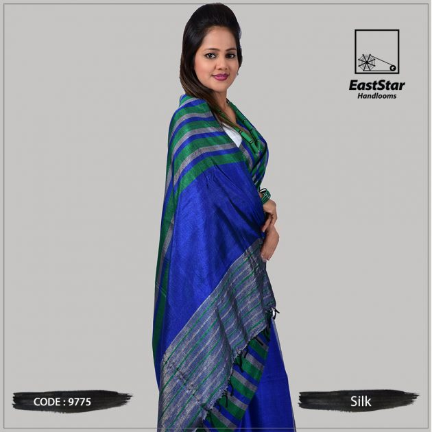 Handloom Silk Saree 9775