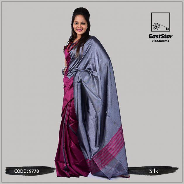 Handloom Silk Saree 9778