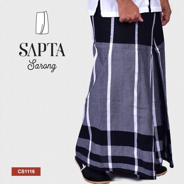 Handloom Cotton Sapta Sarong CS1116