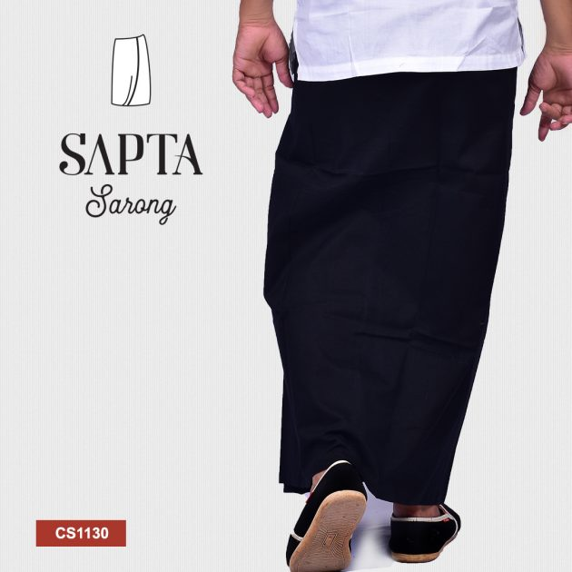 Handloom Cotton Sapta Sarong CS1130