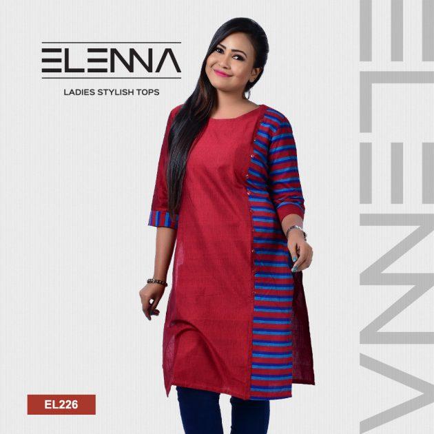 Handloom Elenna Top EL226
