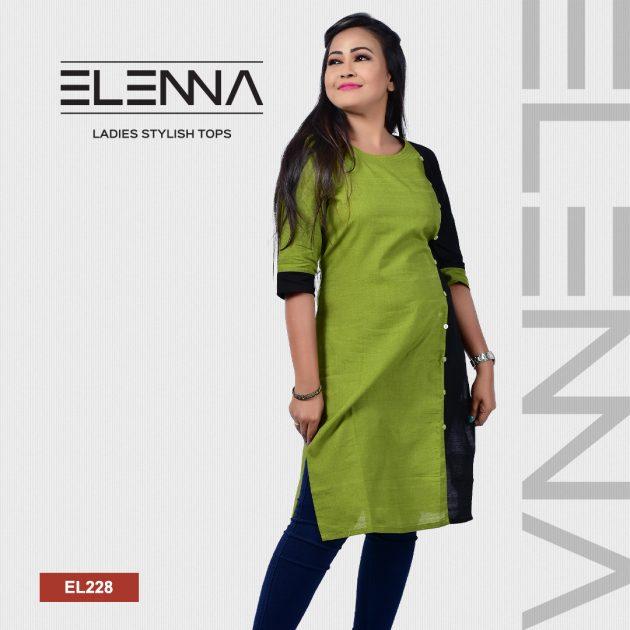 Handloom Elenna Top EL228