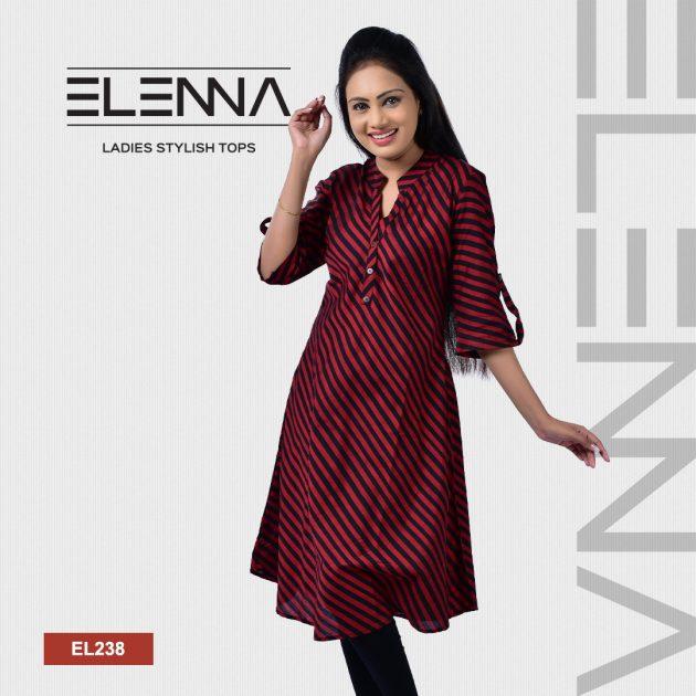 Handloom Elenna Top El249 East Star Handlooms