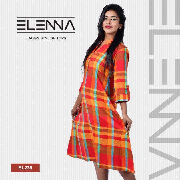 Handloom Elenna Top EL239