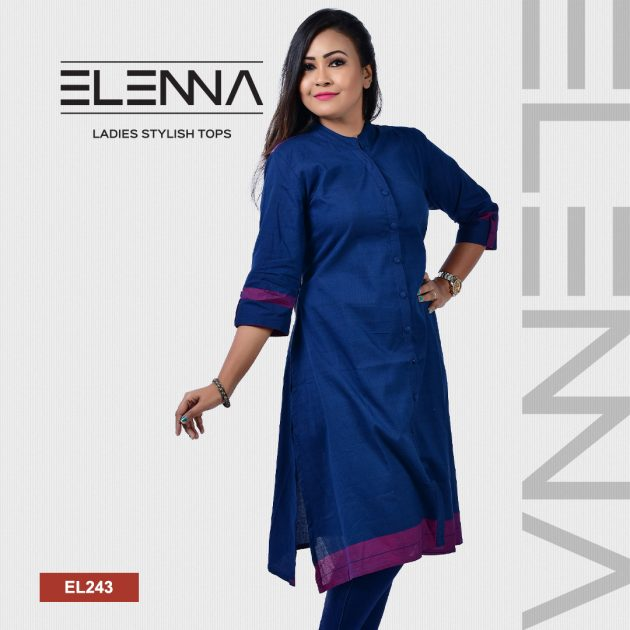 Handloom Elenna Top EL243